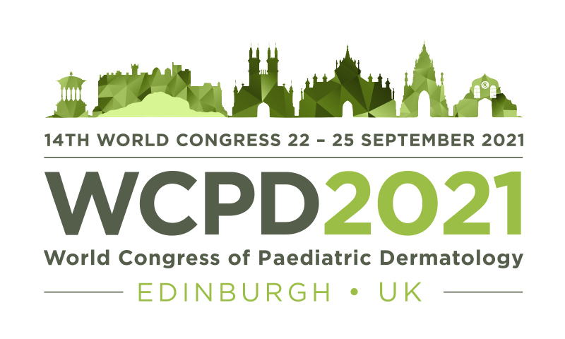 World Congress for Paediatric Dermatology 2021 Logo